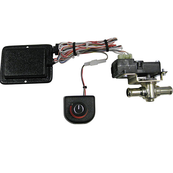 Electronic Heater Control Valve w/Switch