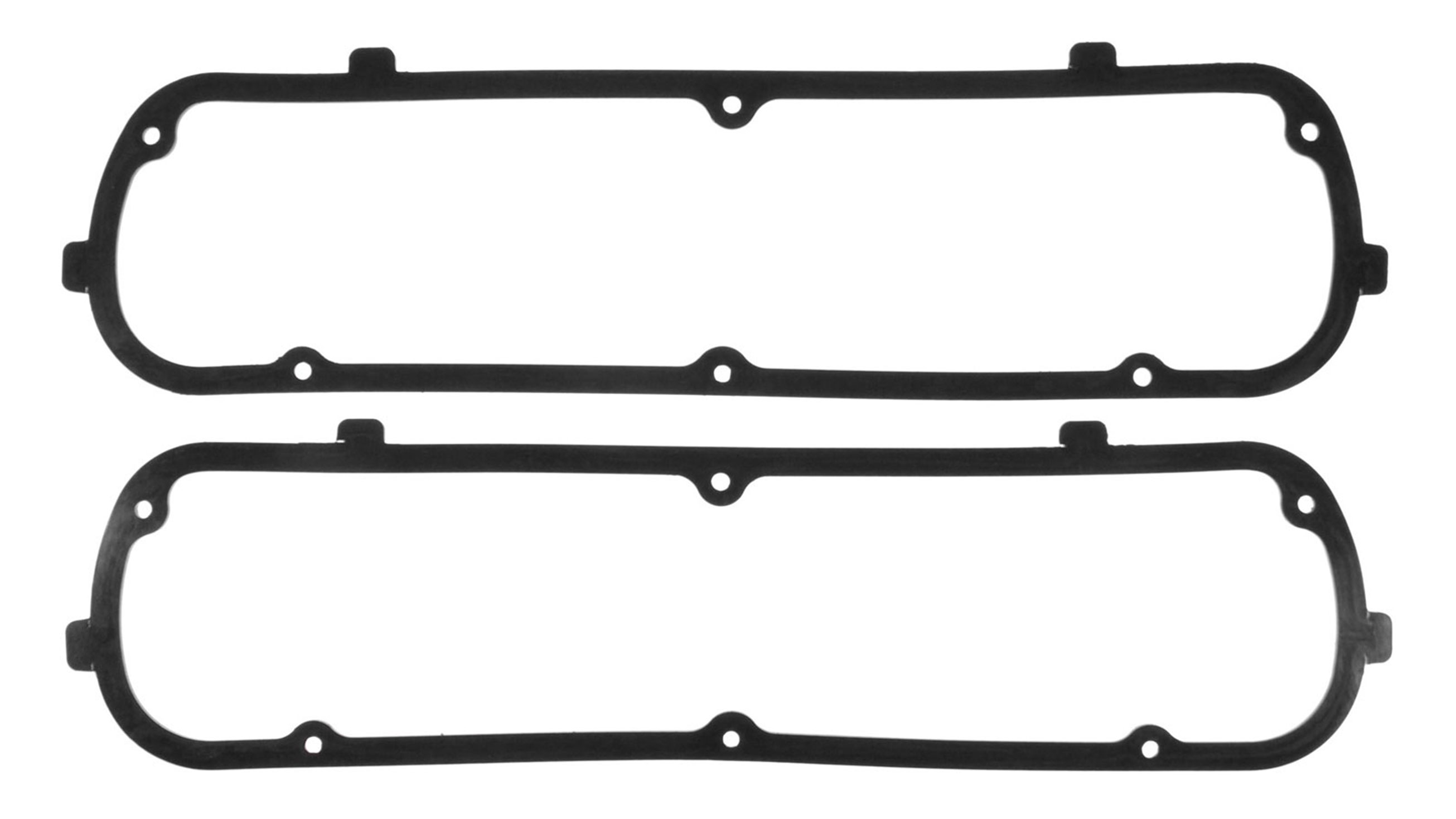 Valve Cover Gaskets, RUBBER, 289/302/351w V8 (per pair)