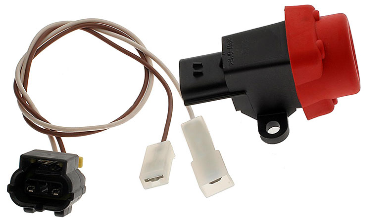 Fuel Inertia Switch for EFI Conversion
