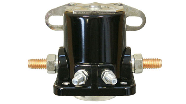 Starter Solenoid, 66-79 Ford Bronco, New