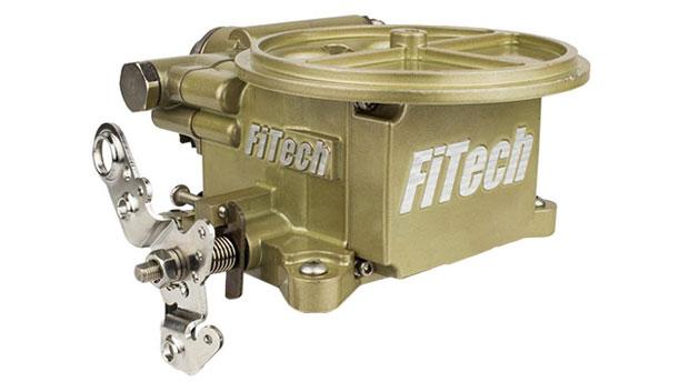 FiTech GoEFI 2, 400 HP EFI, Gold Finish