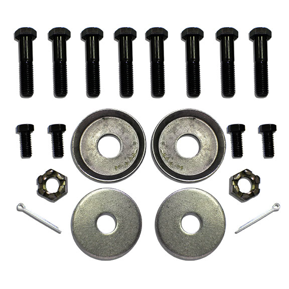 Radius Arm Bolt and Washer Kit, OE Style, New