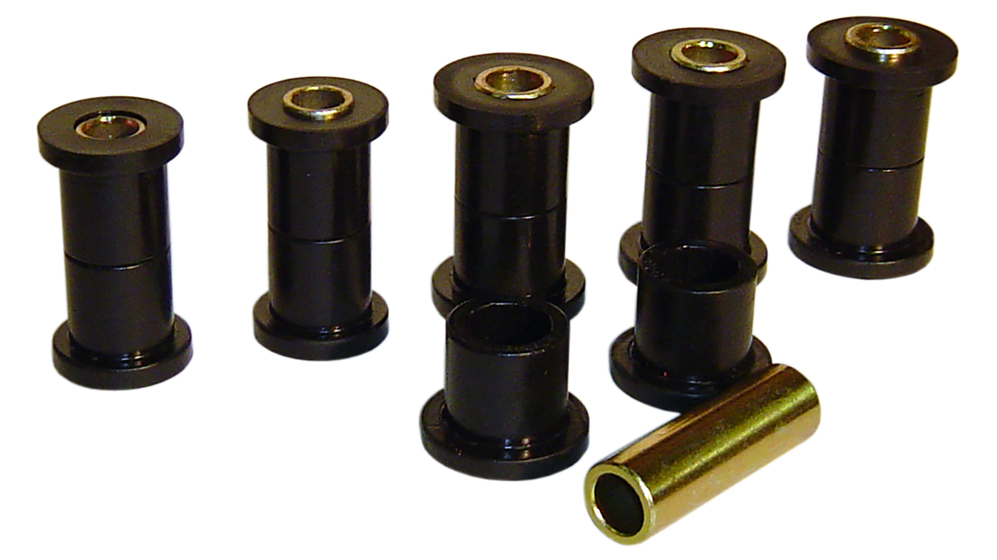 Rear Leaf Spring & Shackle Polyurethene Bushing Kit