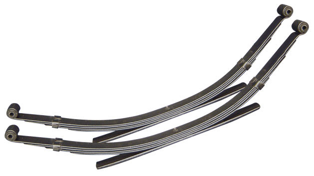 Leaf Springs - Stock Lift, 5-pack (per pair)