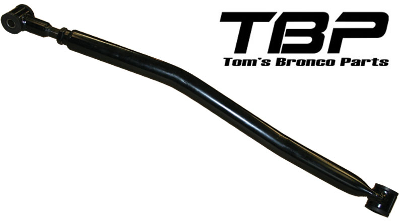 Adjustable Tracking Bar w/Poly Bushings, 1976-77 Ford Bronco