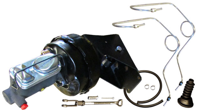 ULTIMATE Power Brake Kit for 4 Wheel Disc Brakes Conversion