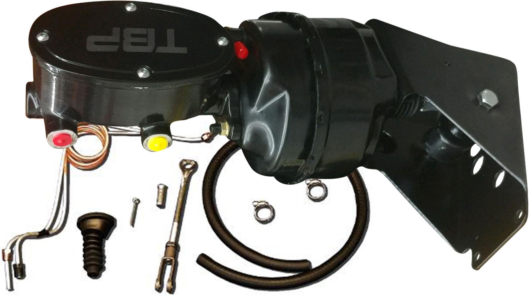 Power Brake Kit w/ Billet Master Cylinder
