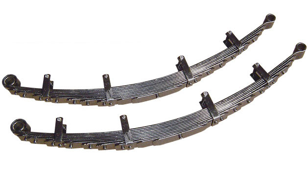 "Leaf Springs - 2.5"", ULTRA-FLEX, 9-pk (pair)"