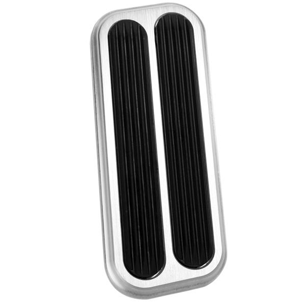 Accelerator Gas Pedal Pad - Billet Aluminum w/Rubber Grip