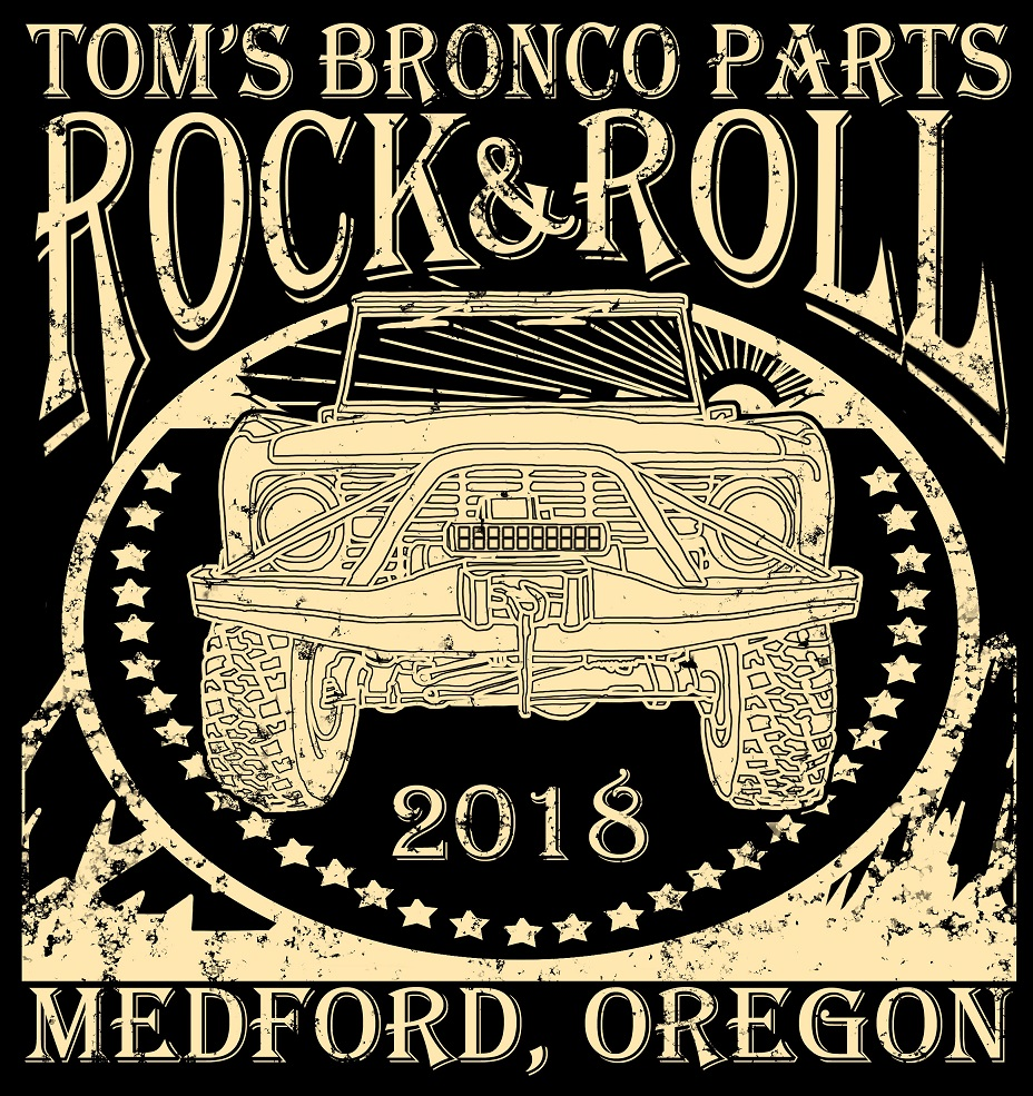 TBP Rock & Roll 2018 - Trail Run, Show & Shine, Wine Cruise July 27-28 2018