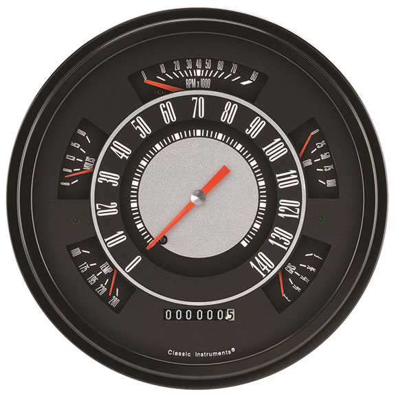Digital Gauge Cluster : Digital gauge clusters toms bronco parts