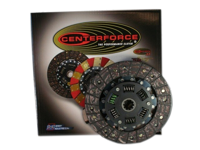 Centerforce NV3550 Clutch Disc Only, New