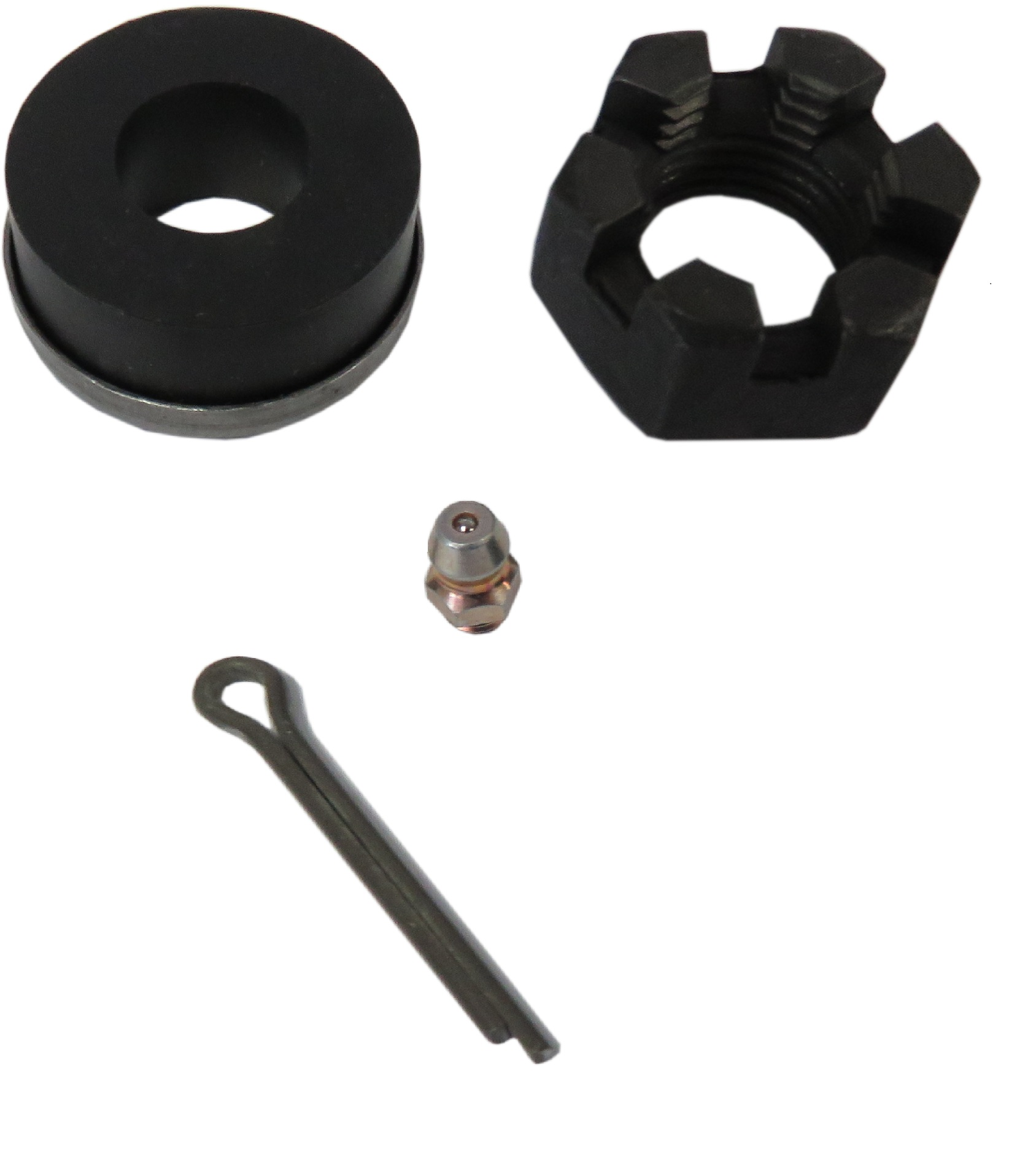 T-Style Drag Link Seal and Hardware Kit, Lower