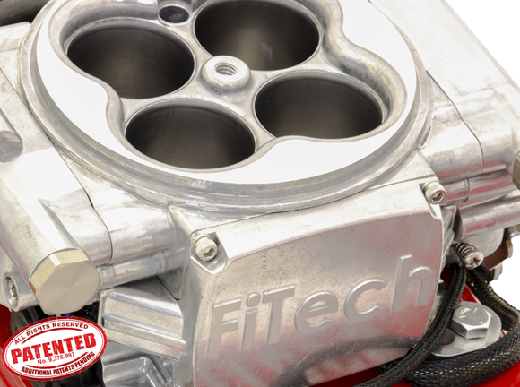 FiTech GoEFI 4, 600 HP EFI, Bright Finish **$80 Mail-In Rebate thru 12/31/18