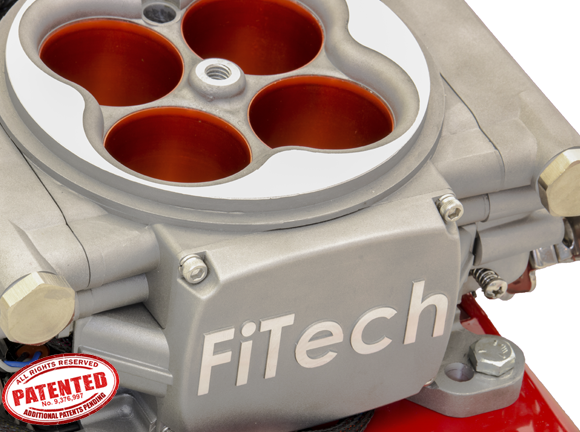 FiTech GoStreet 4, 400 HP EFI, Cast Finish