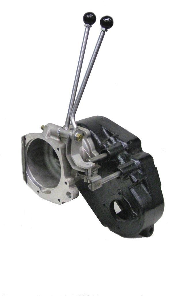 Twin Stick Shifter - Dana 20 J-Style T-Case w/ NV4500 Transmission