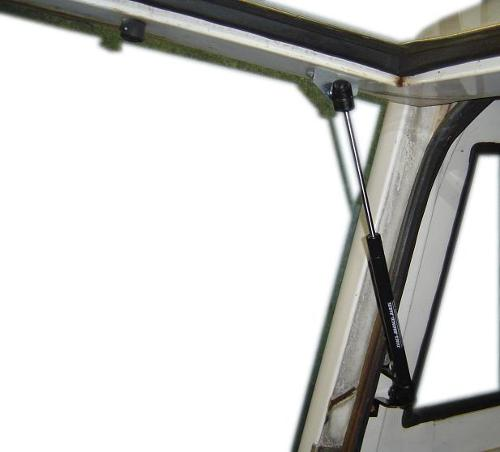 Hydraulic Lift Gate Parts : Hydraulic liftgate prop rods toms bronco parts