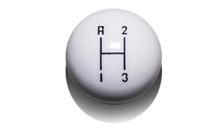 Hurst Floor Shift Kit - Manual 3 Speed, V8 - Toms Bronco Parts
