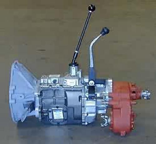 Nv4500 5 Spd Transmission Adapter Kit Toms Bronco Parts