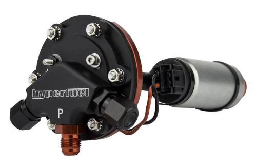 FiTech Hy-Fuel LOW PROFILE In-Tank Fuel Pump Kit