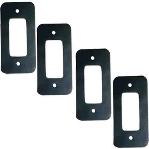 Marker Lens Bezel Gaskets, Set of 4, New