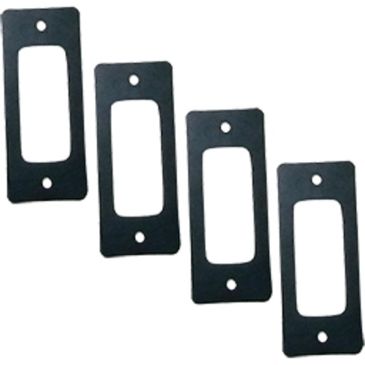 Marker Lens Gaskets, Set of 4