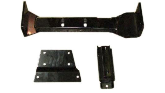 AX15 5 Speed Transmission to Early Bronco Crossmember Kit