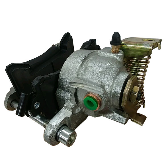 Rear Loaded Disc Brake Conversion Caliper, Passenger