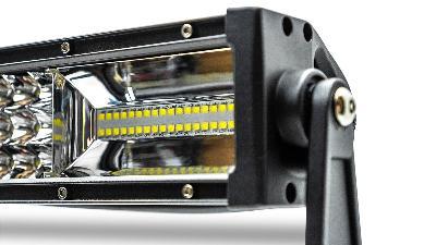 52 inch LED light bar with 180 degree light