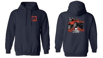 2021 TOMS OFFROAD Rock & Roll Official Hoodie