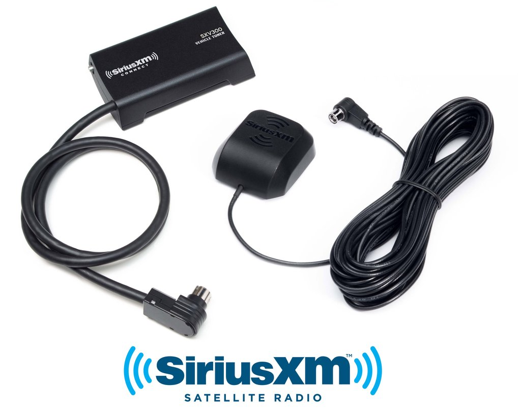 "SiriusXM Tuner for OE Style ""Model 4"" Radio"