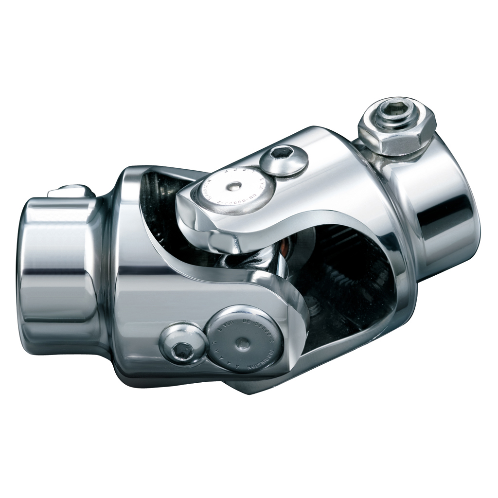 Heavy Duty Steering Shaft U-Joint Coupler (Select Fitment)