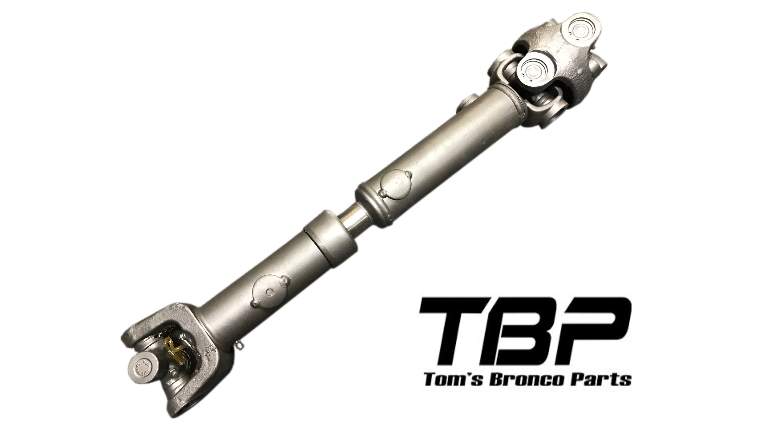 66-77 Ford Bronco Drivelines & Driveshaft Parts - Toms Bronco Parts