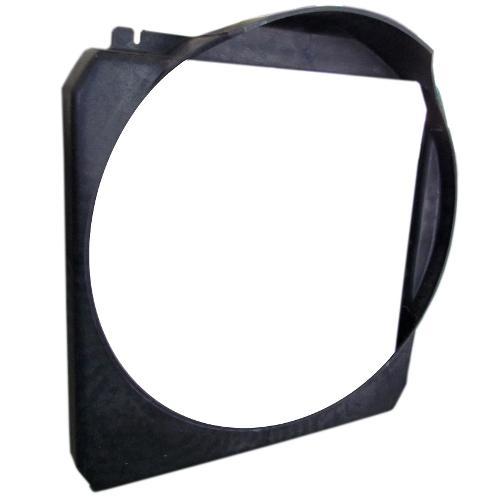 OE Style Radiator Fan Shroud - V-8, ABS Plastic Small Crack