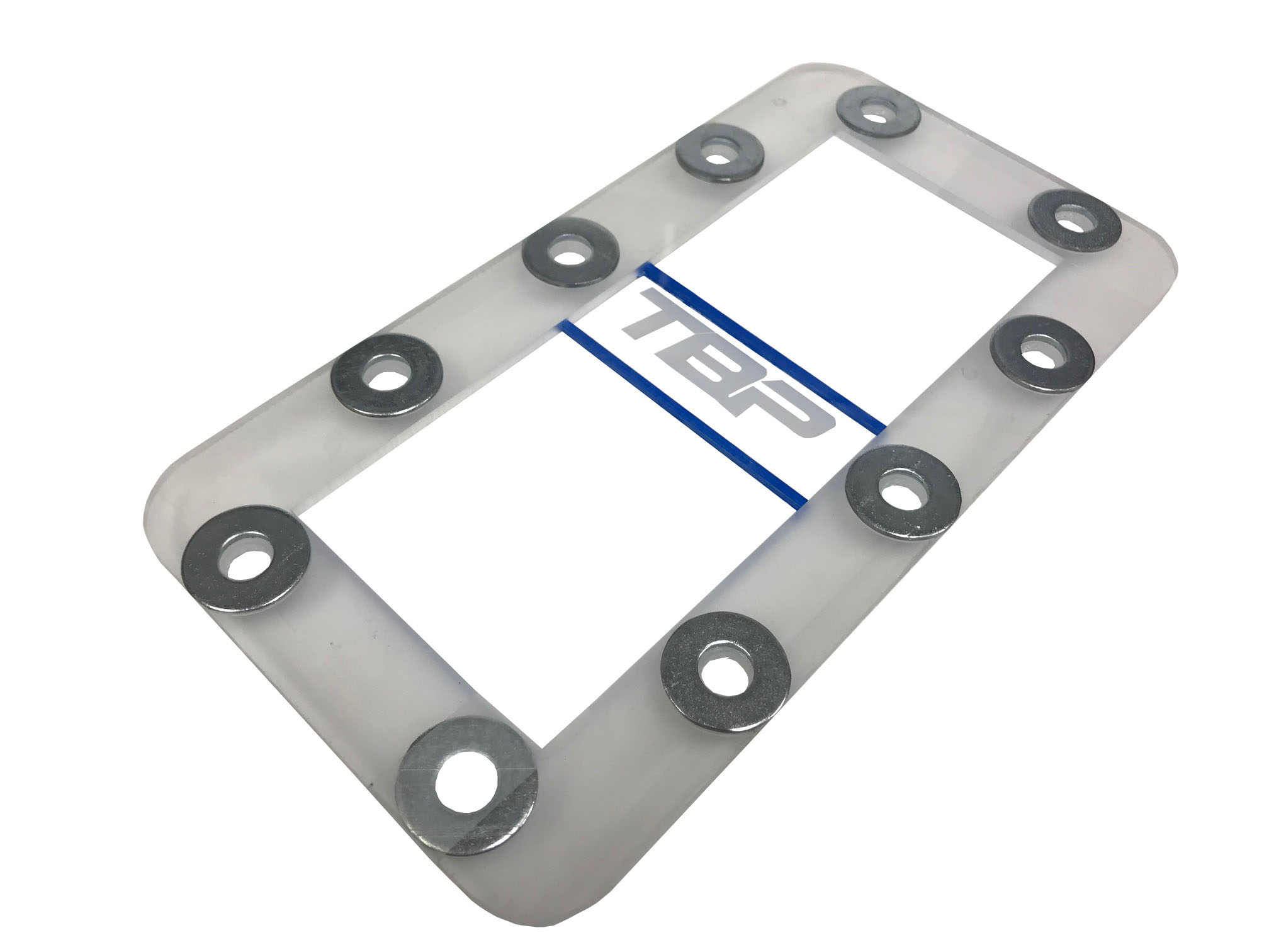 Dana 20 Transfer Case Clear Inspection Cover, New