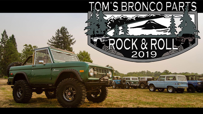 TBP Rock & Roll 2019 - Trail Run, Show & Shine, Wine Cruise July 19-20, 2019