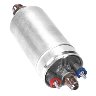 FiTech Inline Fuel Pump, 255 lph/90 psi