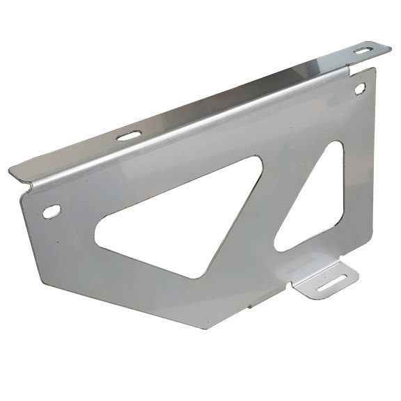 Washer & Coolant Combo Bottle Mounting Bracket, 66-77 Bronco