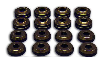 Body Mount Bushings Only, Polyurethene