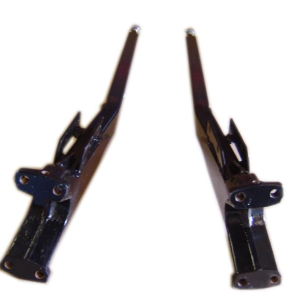 extended curved radius arms for 3 5 quot to 5 5 quot suspension