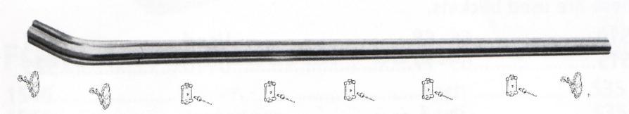 Body Chrome - Quarter Panel Molding, Passenger, w/o Tire Carrier