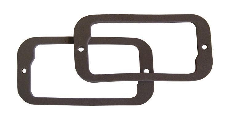 Turn Signal Lens Gaskets - 66-68 Ford Bronco (pair)