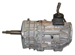 New Venture NV3550 5-speed Transmission, New