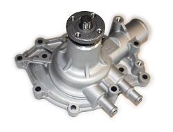 Performance Aluminum Water Pump - Super Cooler, V8