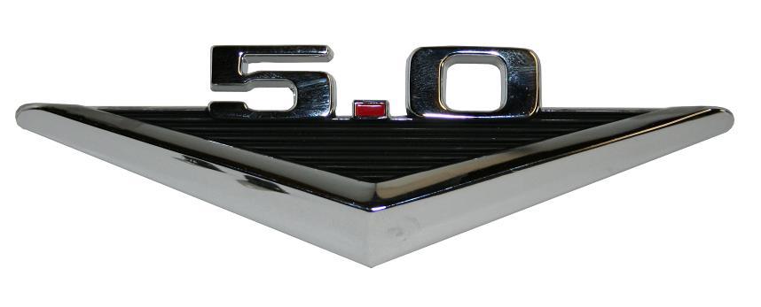 Fender Emblem - 5.0, Classic Style