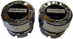 Warn Locking Hubs - Standard, 66-79 Ford Bronco (pair)