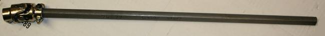 Lower Steering Shaft, 76-77 Ford Bronco