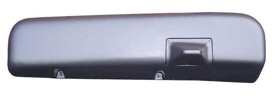 Wiper Cover for Electric Wipers, Black, 69-77 Ford Bronco