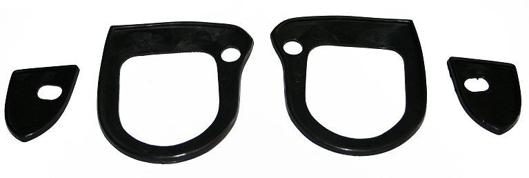 Outer Door Handle Gaskets, pair