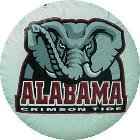 Tire Cover - NCAA Collegiate (Select School/Branch, Color & Size)